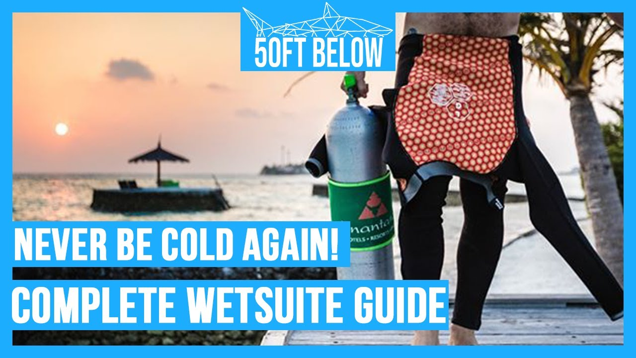 Which Wetsuit for What Temperature | Full Scuba Wetsuit ...