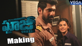 Ghazi Telugu Movie Making Final | Latest Tollywood Movie 2017