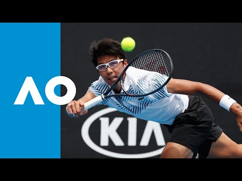 Hyeon Chung V Bradley Klahn Match Highlights (1R) | Australian Open 2019