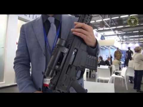 Eurosatory 2016 Beretta ARX-200