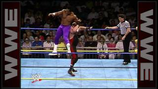 WWE Hall of Fame: Ron Simmons defeats Vader to win the WCW