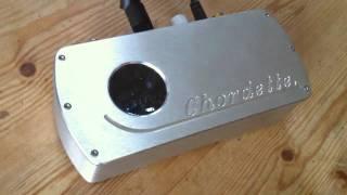 Chordette Peach apt-X Bluetooth Optical USB and BNC DAC and Chordette Prime Digital Input Expander