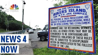 NYC Votes To Close Rikers Island, Replace Notorious Complex With Borough-Based Jails | News 4 Now