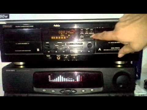 cassette deck sherwood newcastle d-480