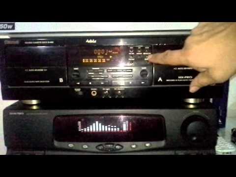 cassette deck sherwood newcastle d-480