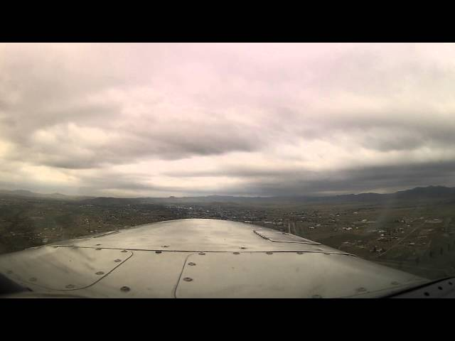 Flying a Mooney to E38 (Alpine, TX) with ATC Audio