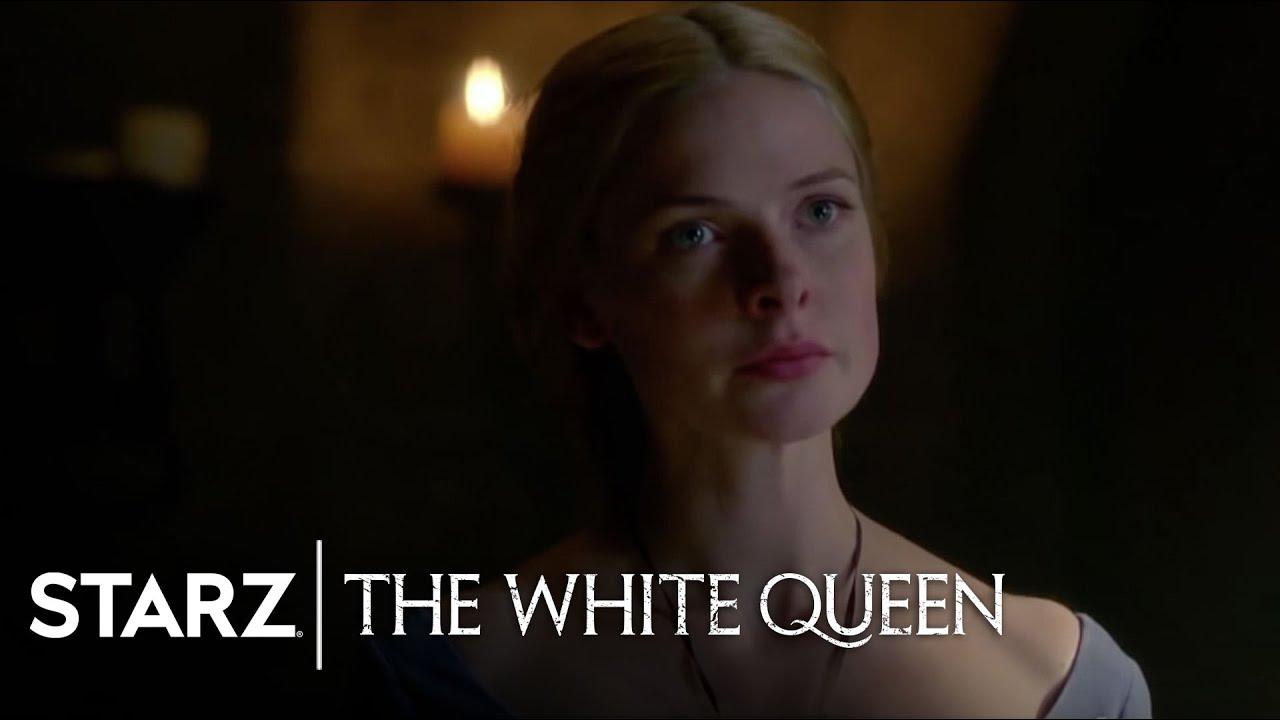 "Download The White Queen |  Episode 4 Clip: ""Not a Lie"" | STARZ"