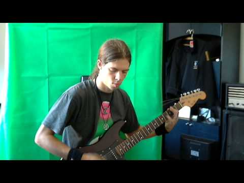 Dying Fetus - Ethos of Coercion (Guitar Cover)