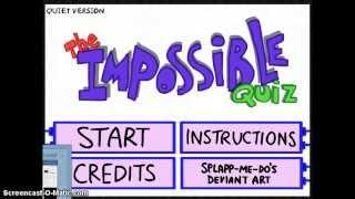 the impossible quiz part 1 Thumbnail