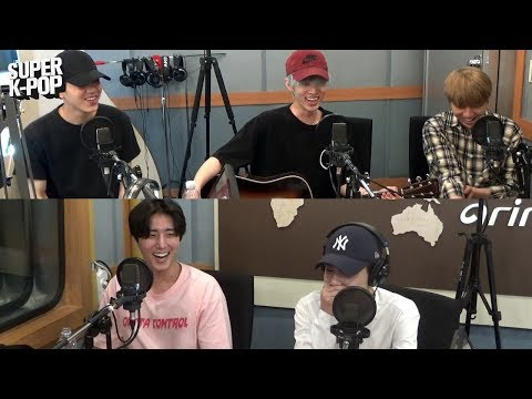 "[Super K-Pop] DAY6(데이식스)s Singin' Live ""Shoot Me"" (Acoustic Ver)"