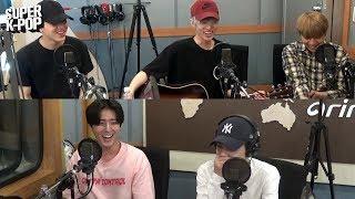 "[Super K-Pop] DAY6(데이식스)s singin' live ""Shoot Me"" (Acoustic ver)"