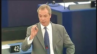 Nigel Farage: There is a Gathering Electoral Storm...