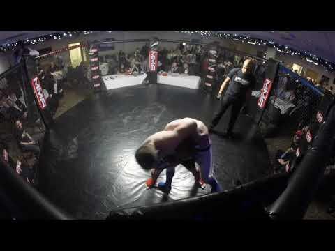 Ultra MMA   Hull   Jack Finney VS James Carver
