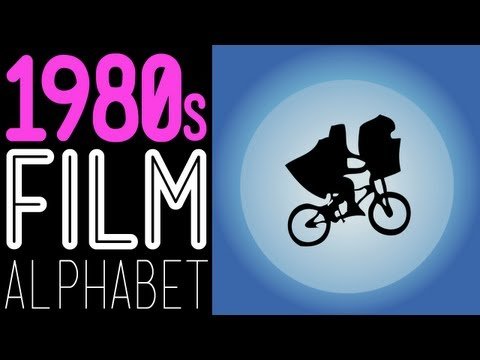 Decade 1980 Movies A-Z - Which Movies Do You Know? 1980s Film Alphabet HD