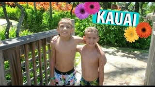 Hawaii Trip VLOG DAY 1 Part 2 Swimming in Lagoon, Black Swans and Ice Cream