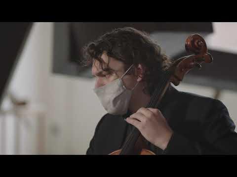 Montgomery: Duo for violin and cello - Benjamin Beilman & Gabriel Cabezas