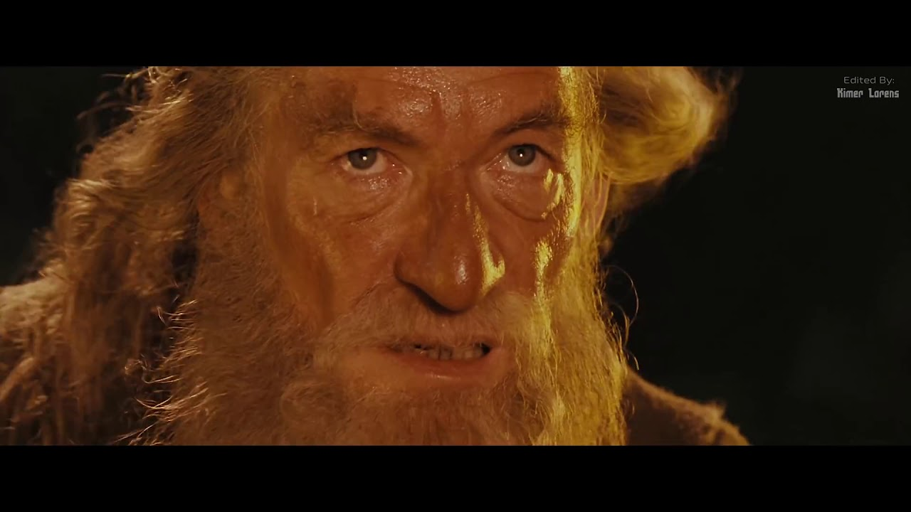 The Lord of the Rings (2001) - Moria, Part 2 [4K - Upscaled, duh + slightly edited]