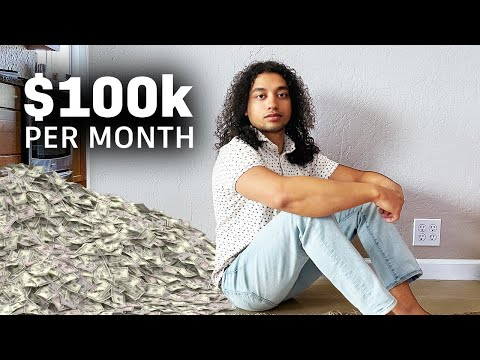 High School Dropout to Making $100,000 Per Month at 21 | My Story
