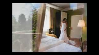 Свадебное фото одного из лучших свадебных фотографов Москвы