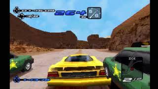 Need For Speed 3 Hot Pursuit | Redrock Ridge | Hot Pursuit Race 217