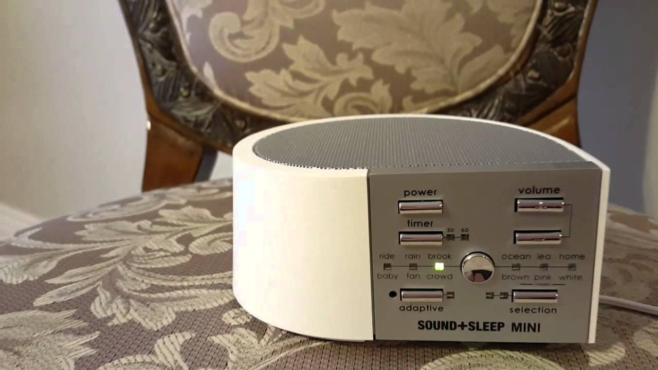 Best Noise Cancelling Machines in 2019 – Relax, Focus or Sleep