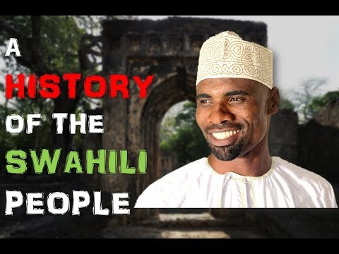 History Of The Swahili
