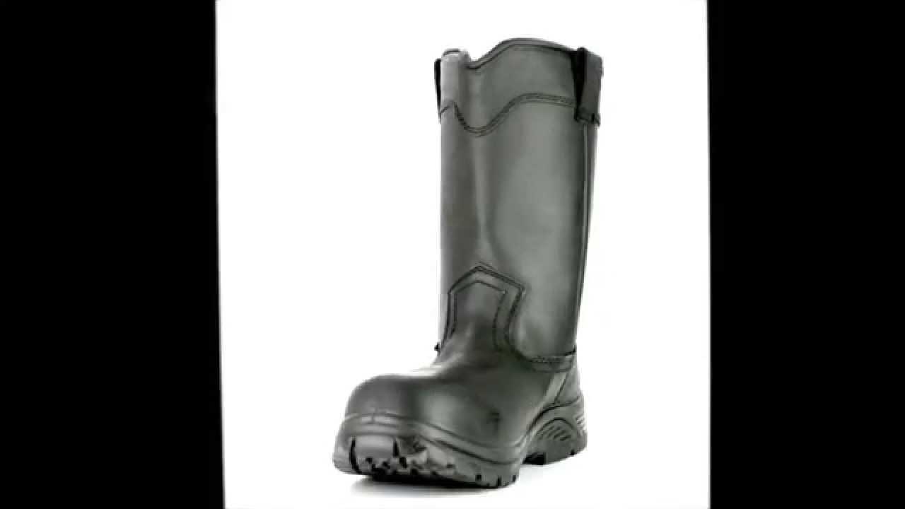 7124d786c33 Mens Avenger A7847 Composite Toe Wellington Work Boot @ Steel-Toe-Shoes.com