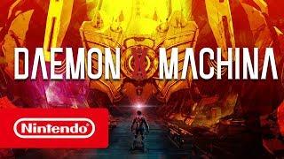 DAEMON X MACHINA - gamescom 2018 teaser (Nintendo Switch)