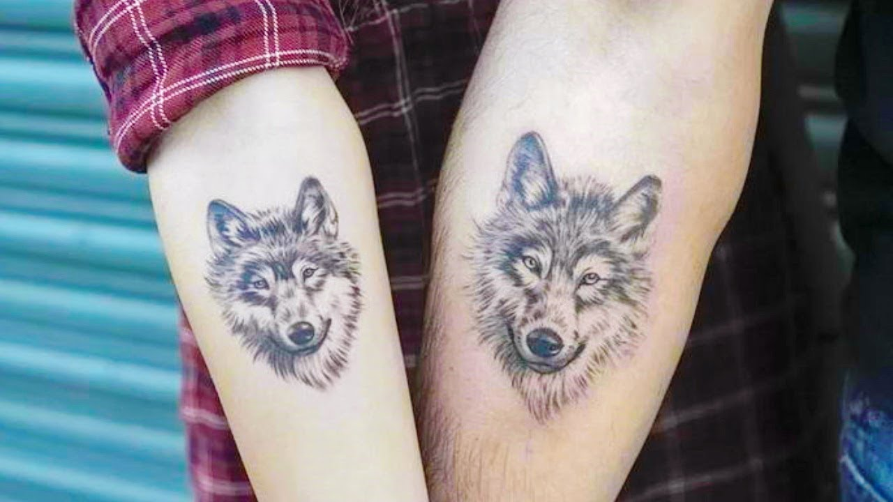 these coolest wolf tattoo designs will make you wish you had one youtube