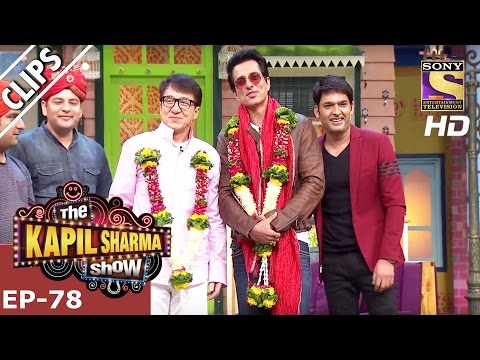 Jackie Chan Tries Bollywood Dialogues – The Kapil Sharma Show - 29th Jan 2017