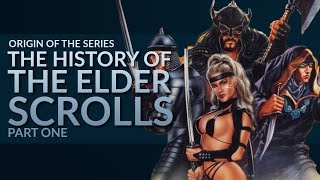 The History of The Elder Scrolls: Arena to Daggerfall