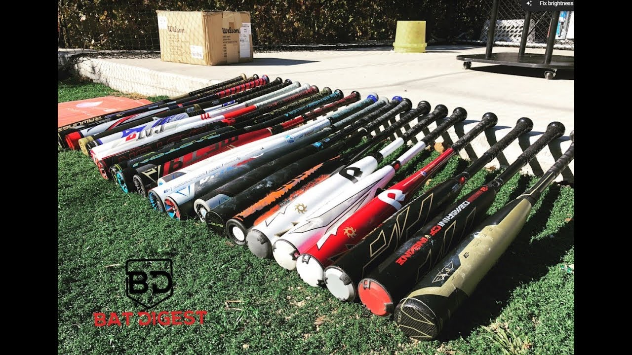 2019 BBCOR Bat Reviews: Every Performance BBCOR in under 5 Minutes