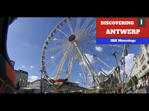 Discovering Antwerp: Part 1