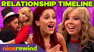 The Full History of Sam and Cat's Friendship  | iCarly
