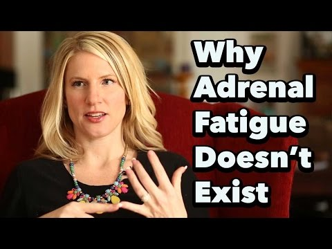 Adrenal Fatigue Doesn't Exist & Circadian Rhythm Imbalances - Carrie Jones, ND