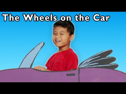 DIY Car Repair | The Wheels on the Car and More | Mother Goose Club Songs for Children