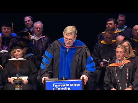 Penn College Commencement: Dec. 16, 2017