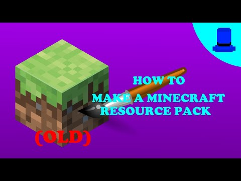 Tutorial - How To Make A Texture Pack For Minecraft Bedrock Edition