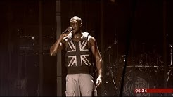 Stormzy first solo black British artist headlines Glastonbury (1) (UK) - BBC News - 29th June 2019