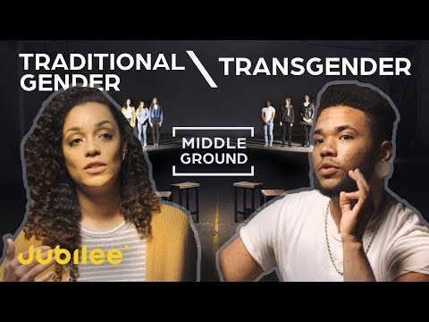 Traditional vs Trans: Are There More Than 2 Genders?
