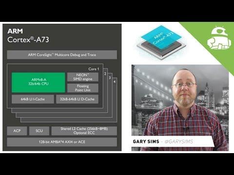 The Cortex-A73, a CPU that won't overheat - Gary explains