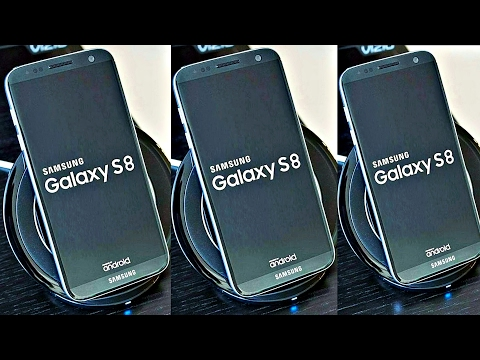 Samsung Galaxy S8 - FASTEST ANDROID PHONE OF 2017?!!!!