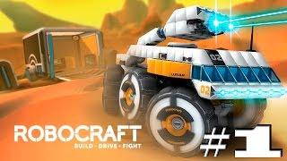 RoboCraft #1