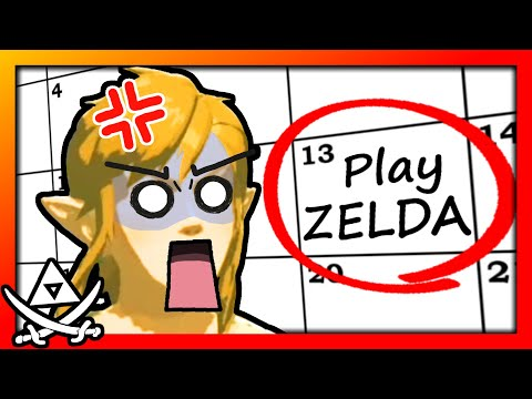 The Zelda Game You Could ONLY Play Once A Week!? (Zelda History) - Dream Shorts