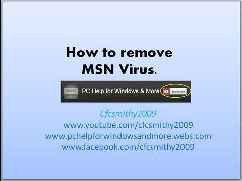 Msn virus foto facebook 99