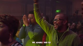 SINACH: WE BOW DOWN (Live in London) Featuring Marlea Grace
