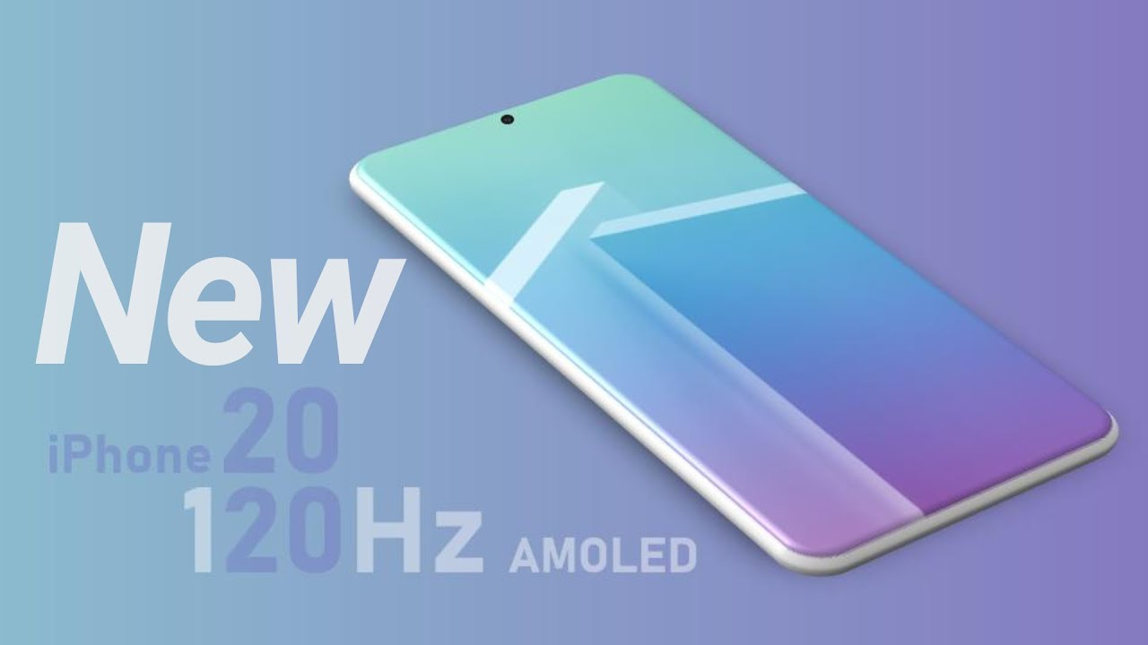 Amazing 2020 iPhone Rumors! 120Hz Screen & More