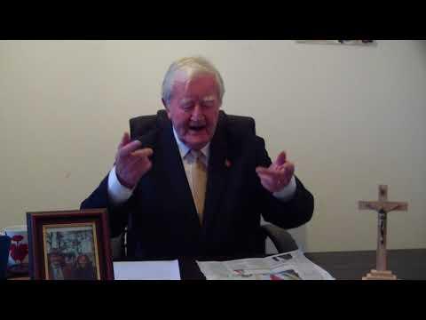 John Malone backs Irish envoys to North Korea for peace sake.