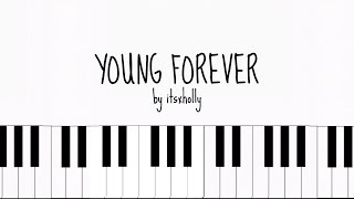 Here's young forever, i love this song so much and hopefully can cover the full in future. hope you like it! comment any request i'll see wh...