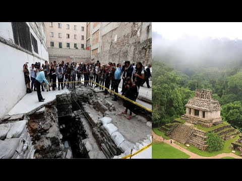 Archaeologists Found Ancient Underground Cities In Mexico